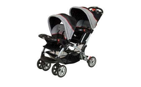 Baby Trend - Sit N Stand Plus Double Stroller, Millennium d8a41394-22b8-44b0-b228-cf0ab2b76b78