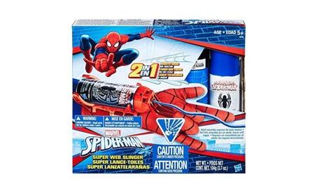 Hasbro HSBB9764 Spider Man Mega Blaster Web Shooter - Set of 4 0a02adc8-7d77-4e17-a0f0-313e8c7608bf