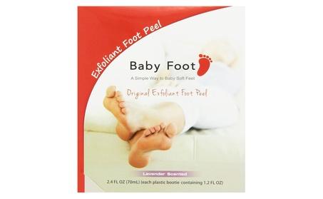 Baby Foot Original Exfoliant Foot Peel (2.4 fl oz / 70 ml) f4b93d35-835d-4fcd-ab3b-df9939b65ffb