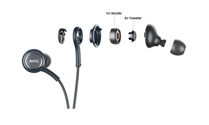 Up To 86 Off On Oem For Samsung Galaxy Akg Ea Groupon Goods