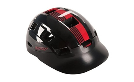 Huffy Bicycles 215626 Mens Parkside Helmet 4c4f4d57-b372-460e-9196-d468caf24b9d