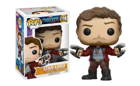 Guardians of the Galaxy 2 Star Lord Funko POP 8cde2029-9644-4875-8685-6f011a87dbb1