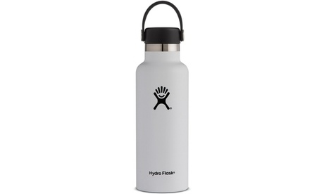 Vacuum Insulated Standard Mouth 18oz Stainless Steel Water Bottle with Flex Cap 0690be2d-7f5a-4d86-8a09-21a1dc7c0884