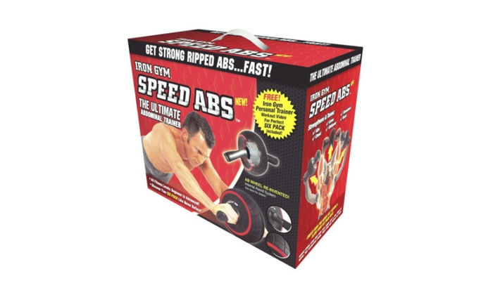 Gym Exerciser Speed Abs Roller Wheel Weight Loss Fitness Technology