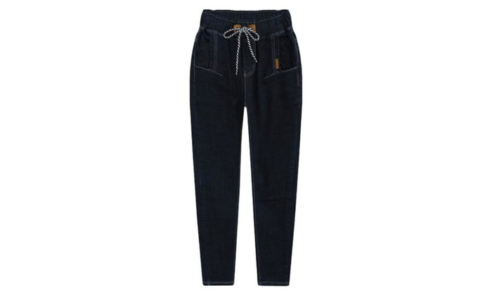 Women's Loose Fit Casual Sun Protection Mid Rise Pants