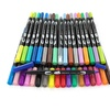 Professional Dual-Tip Brush Pen Art Markers Set (36-Piece)
