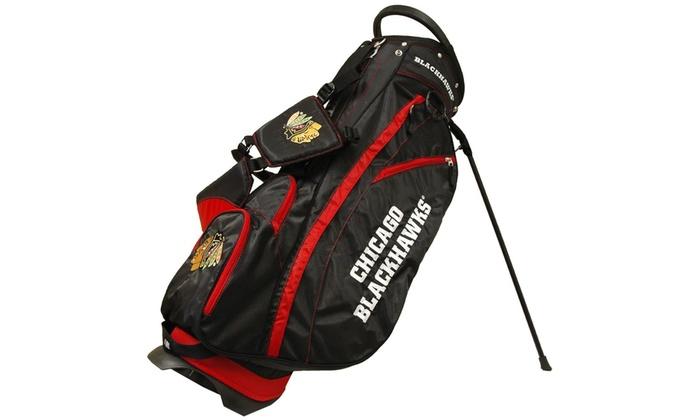 Team Golf 13528 Chicago Blackhawks Fairway Stand Bag