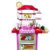 Super Deluxe Food Shop Pretend Play Children's Toy Kitchen Cooking Playset