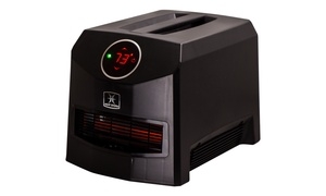 Mojave 1,500-Watt Infrared Quartz Portable Heater with Digital Display