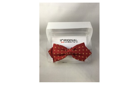 The Original Bow Tie Company Men's Bow Ties af357de3-34c7-4e62-9448-d44f88995ef6
