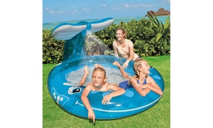 Intex Inflatable Whale Spray Pool