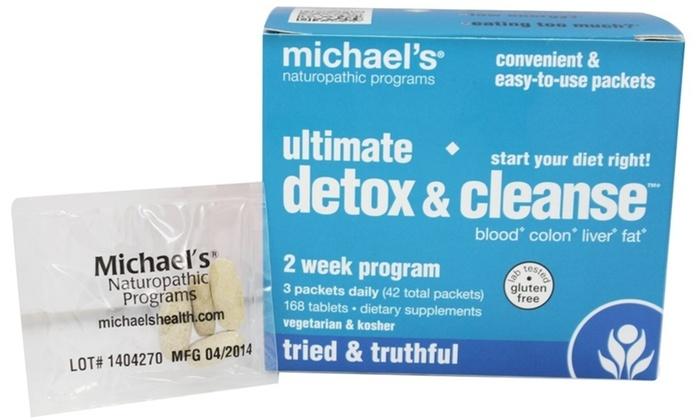 ... Ultimate Detox & Cleanse 2 Week Program