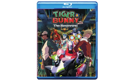 Tiger and Bunny The Movie: The Beginning (BD) f8fd1651-802e-415e-a642-213c0c8044cb