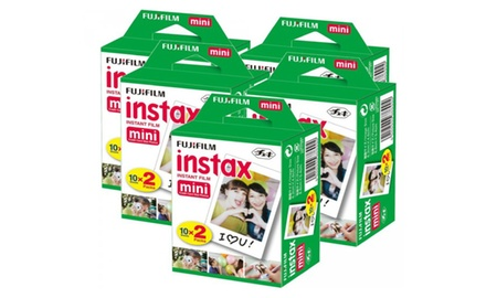 Fujifilm instax mini instant film (20 - 50 Or 100 Prints)