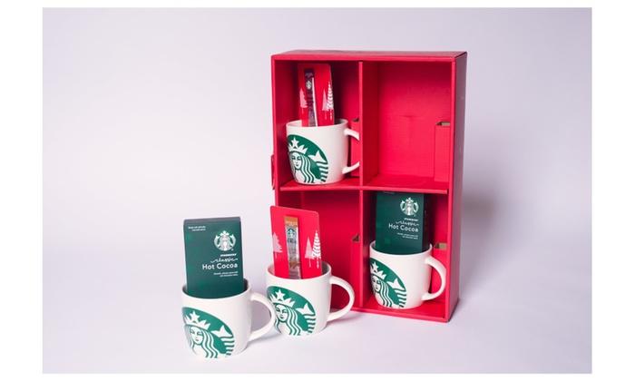 Signature Coffee SetGroupon Gift Starbucks Mug IYWED29H