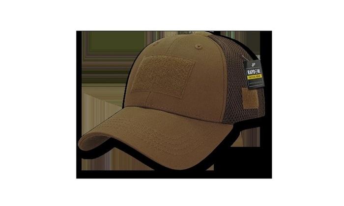 0fcce44d069ce Rapid Dominance T80-COY Low Crown Mesh Tactical Caps Coyote NA Brown NA NA  NA NA
