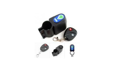 Anti-theft Cycling Bicycle Security Vibration Alarm Wireless Remote 39efcf23-c7a0-4bc4-bdec-c508b06de002