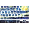 Keyboard Cover Silicone Skin for MacBook Air