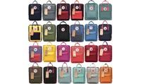Fjallraven Kanken Classic Unisex Backpack For Everyday