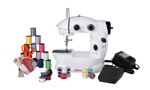 Sunbeam Mini Sewing Machine and Accessories Kit