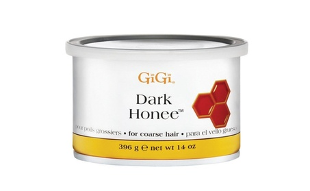 Gigi Wax 0305 Dark Honey Wax, 14 Oz 4abfbc04-8608-49eb-a889-ab7bb372dfdb