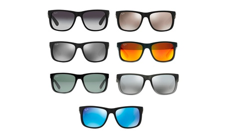 Ray Ban Justin Wayfarer Sunglasses 6f8606b6-7a2c-413e-823a-8f8241e03709