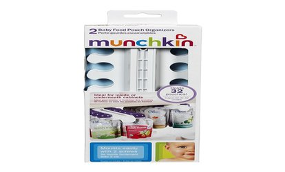 image for Munchkin Baby Food Pouch <strong>Organizer</strong>