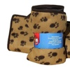 Top-Quality 3 In 1 Paw Print Orthopedic Double Sided Blanket