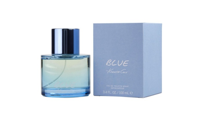 Up To 52 Off On Blue Kenneth Cole Cologne For Groupon Goods