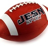 "Jesn Sport 11"" Rugged Rubber Children's Kid's Toy Football (Classic)"
