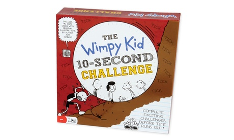 Diary of a Wimpy Kid 10-Second Challenge Game 743f074f-b8c3-4e92-b1a7-05153ca9f3be