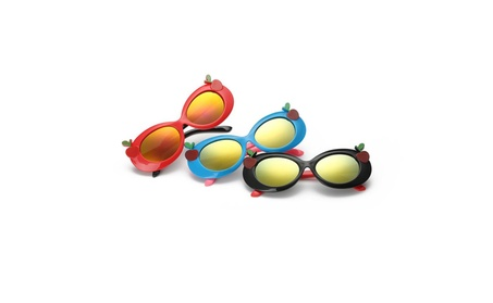 Cute Kids Red Cherry Sunglasses For Baby And Children 6aa4b0e7-bdbb-4647-bcc3-320159e8692d
