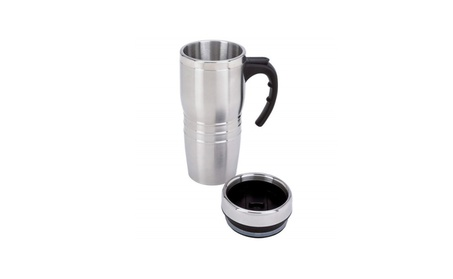 Coffee Travel Mug Stainless Steel Liner Thermos Tea Cup 37223733-aec7-434f-b153-db0cd7d85f1d