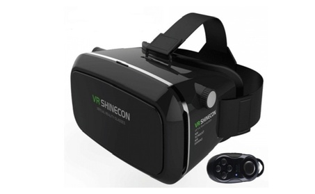 VR Shinecon Virtual Reality 3D Glasses with Bluetooth Controller 536d4e58-9498-41cc-814f-78788af4d6a9