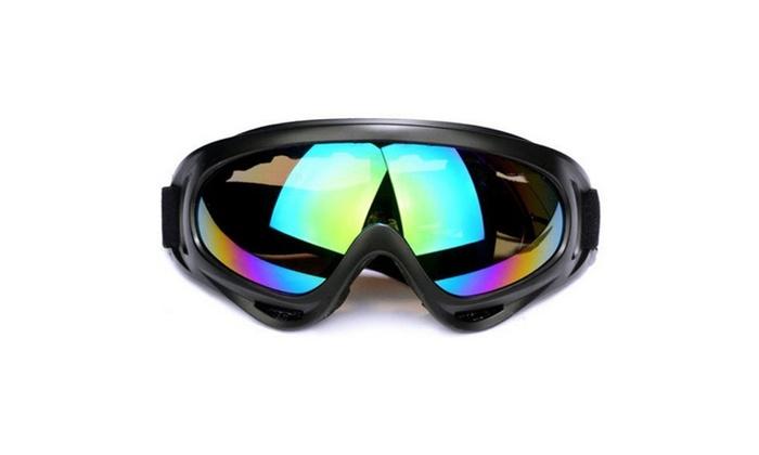 Snow Ski Goggles Anti-fog Lens Snowboard Snowmobile Motorcycle