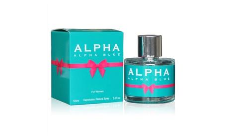 Alpha Blue Perfume for Women, 3.4 fl. oz. EDP Spray, Perfect Gift *NEW* bc94de55-6245-4f4d-acb2-d2dd02179a1c