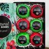 Organic Bath Bomb Gift Set (6-Piece)