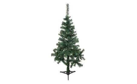 4/6/7 Feet Tall Christmas Tree W/Stand Holiday Season Indoor Outdoor c61d586a-eb6c-4130-bc47-01bca3348518