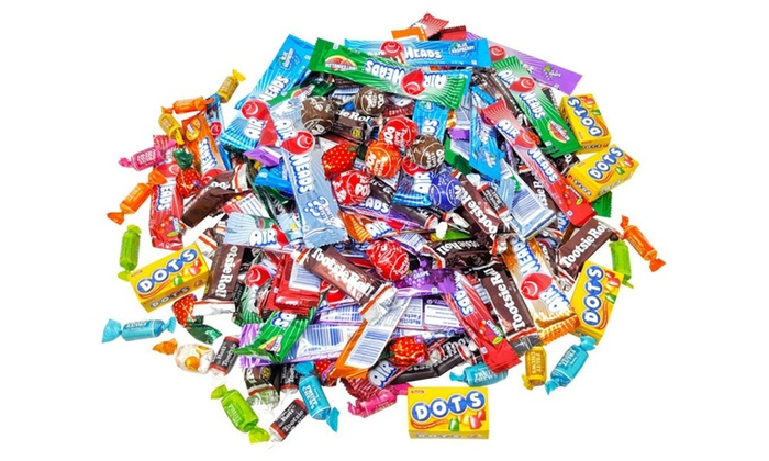 Airheads and Tootsie Original Bulk Candy Assorted 144 Ounce Bag