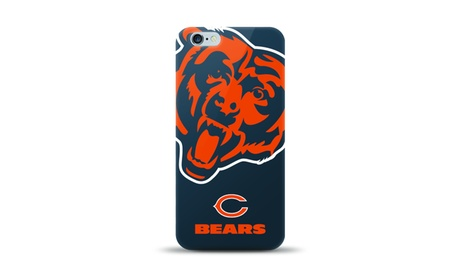 iPhone 6 Plus/6S Plus NFL Oversized Logo TPU Gel Case With Free Tempered Glass 58751024-b056-4722-a6ee-aa360c77e373