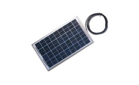 Bird-X SOLPAN2 37 x 16 x 1.5 Large Solar Panel photo