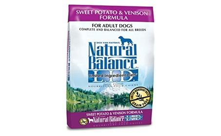 Natural Balance Limited Ingredient Diets Dry Dog Food - Sweet Potato a001ee82-ad32-4d8a-af0d-63943f1189e0