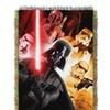 Northwest 1DSW-05100-0002-RET Star Wars The Empire Throw Blanket