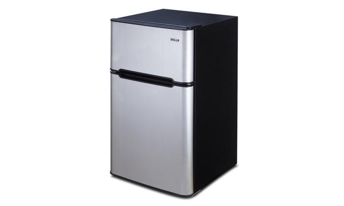 Compact Fridge For Dorm: New Compact 3.2 Cu Ft Fridge Mini Dorm Refrigerator Small