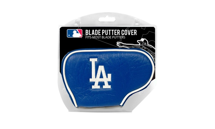 MLB Sports Team Logo Blade Putter Cover
