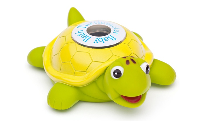 Turtlemeter The Baby Bath Floating Turtle Toy Groupon