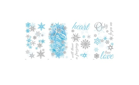 Roommates Decor Disney Frozen Let it Go Peel And Stick Wall Decals 1aa6d45e-047f-4d43-bc89-a788a1f4d7eb