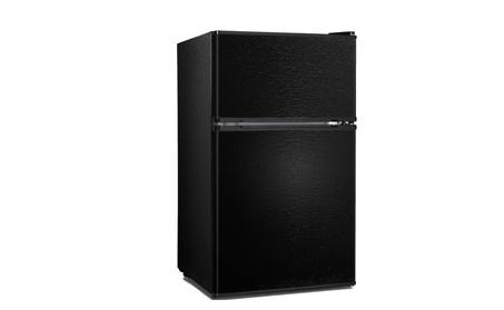 Midea Black 3.1 CF Full-Size Double Reversible Door Refrigerator 9d0e1319-57a7-4899-b102-781dbecd4b5a
