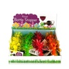 Kole Imports Flower Bottle Stopper Counter Top Display - Case Of 24