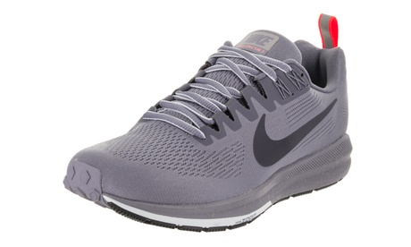 Nike Women's Air Zoom Structure 21 Shield Running Shoe